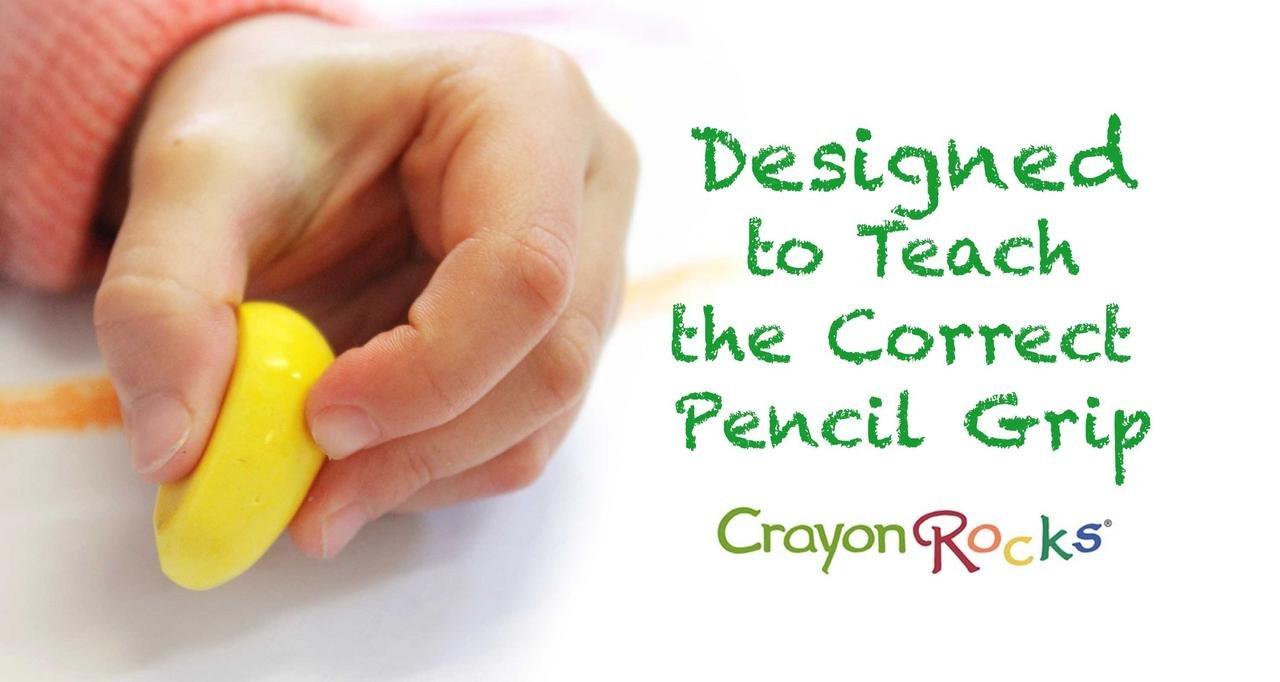 Crayon Rocks 32 Color in a Muslin Bag by Crayon Rocks (Image #4)