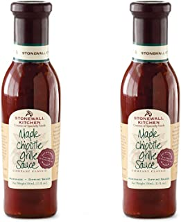 product image for Stonewall Kitchen Maple Chipotle Grille Sauce, 11 Ounces (Pack of 2)