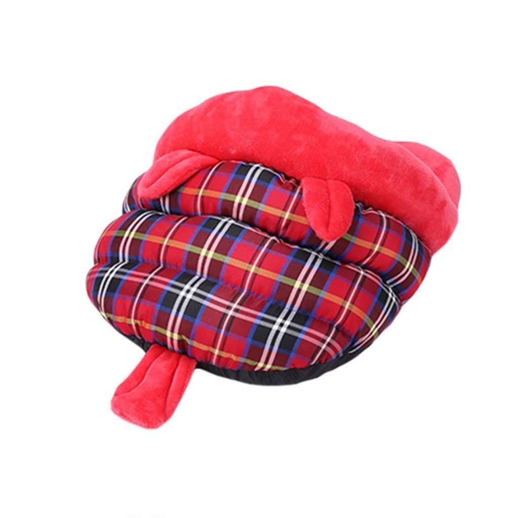 JINGB Pet Sleeping Bag Pet Waterloo Cat House Dog Nest Pet Supplies Pet Bed Dog Mat Pet Mat