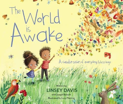 The World Is Awake: A celebration of everyday blessings cover