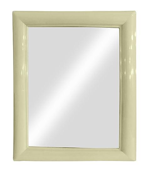 Confidence Designer Plastic Frame Big Wall Mirrors For Bathroom ...