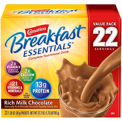 Buy carnation instant breakfast chocolate light start