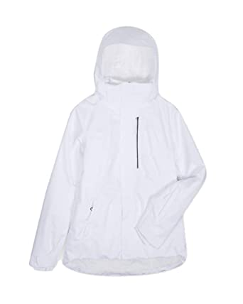 2cf54893e The North Face Gatekeeper Hooded Jacket - Women's TNF White