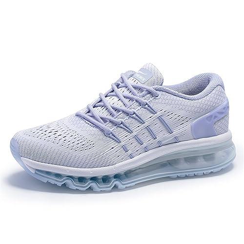 ONEMIX Sneakers Leggere da Donna - Scarpe da Corsa con Cuscino d Aria in  Mesh. Scorri sopra l immagine per ingrandirla 6ddab2261ed