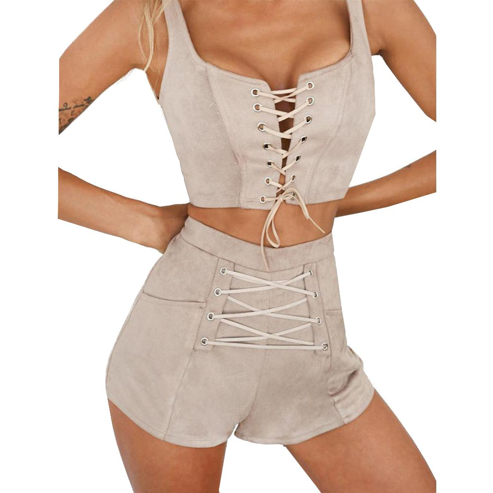 Two Piece Cocktail Party Top+Pant Set For Women and Girls