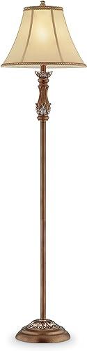 OK Lighting OK-4284F 63.50″H Royal Victorian Floor Lamp