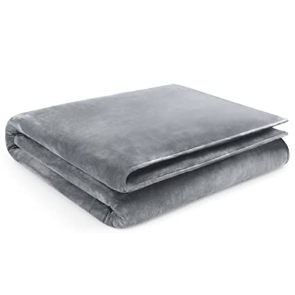 Amazon.com  Restorology Weighted Blanket - Ultra Plush Blanket ... 3547ca929