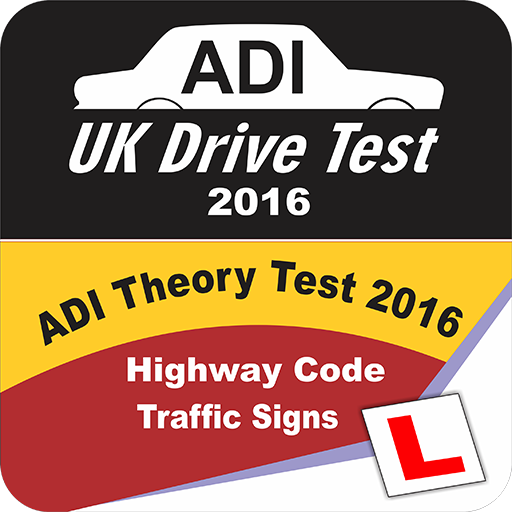 ADI Theory Test 2016 UK - Highway Codes & Traffic Signs.