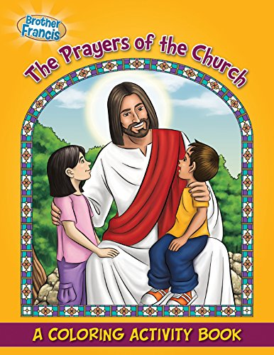 (Coloring Book: The Prayers of the Church (Coloring Storybooks))