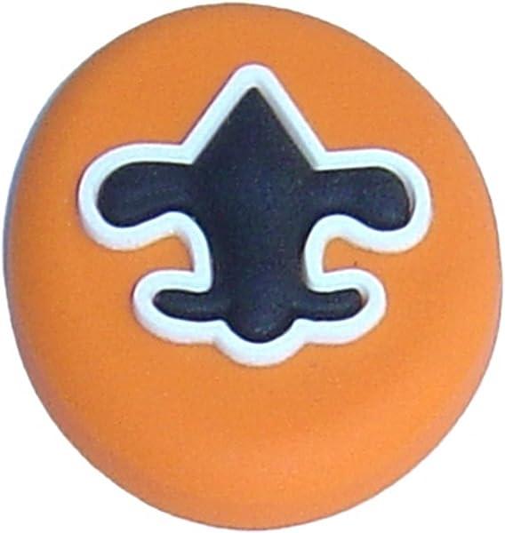 Amazon Boy Scout Symbol Shoe Rubber Charm Jibbitz Croc Style Shoes