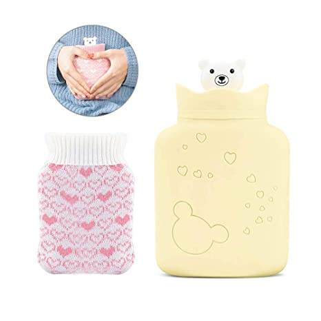 KOBWA - Bolsa pequeña para botella de agua caliente ...