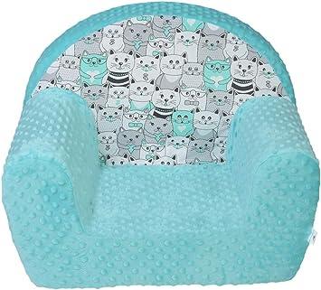 Tabouret pour enfants Enfants 0-4 ans   Si/ège de canap/é Elephant-Heart MoMika chaise enfant Meubles pour enfants fauteuil