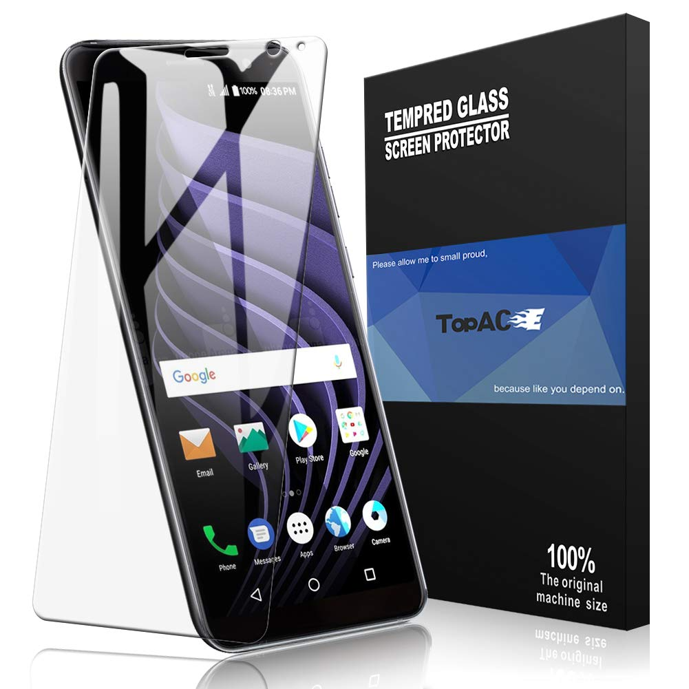 Amazon com: ZTE Blade Max View Screen Protector, TopACE ZTE