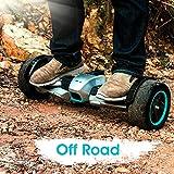 "Gyroor G-F1 Hoverboard,8.5"" Off Road Hover Board"