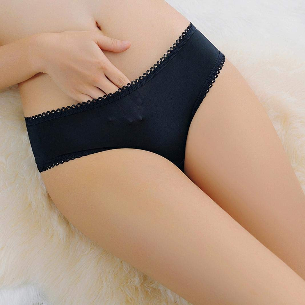 Dream Room Lingerie Women Sexy Thong Panties Lace Briefs Babydoll