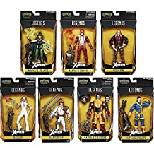 X-Men Warlock Marvel Legends 6-Inch Action Figures Wave 2 Set of 7