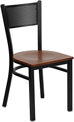 """Restaurant Tables and Chairs - """"Uberlux"""" Metal Chair"""