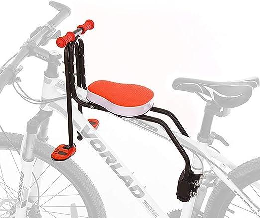 BBJZQ Asiento para La Bicicleta Delantero,fácil De Instalar Rapido ...