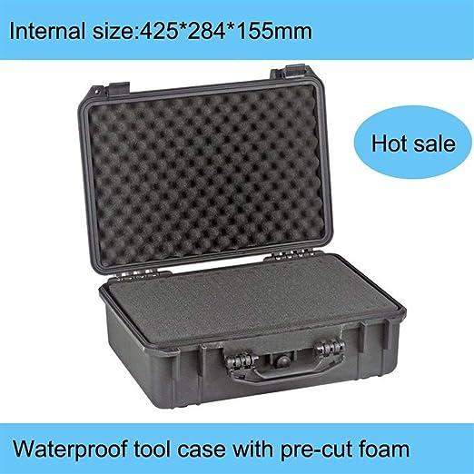 Caja herramientas Caja del instrumento estuche estanco al agua ...