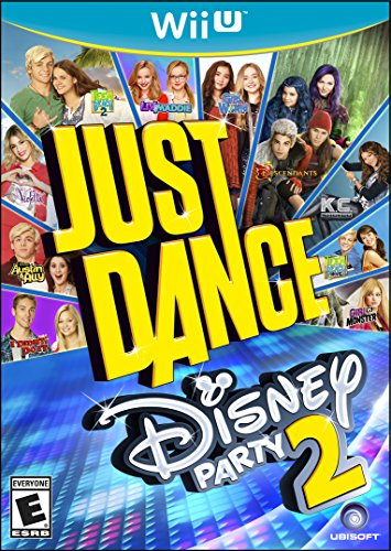 [Just Dance Disney Party 2 - Wii U Standard Edition] (Guy Dance Costumes)