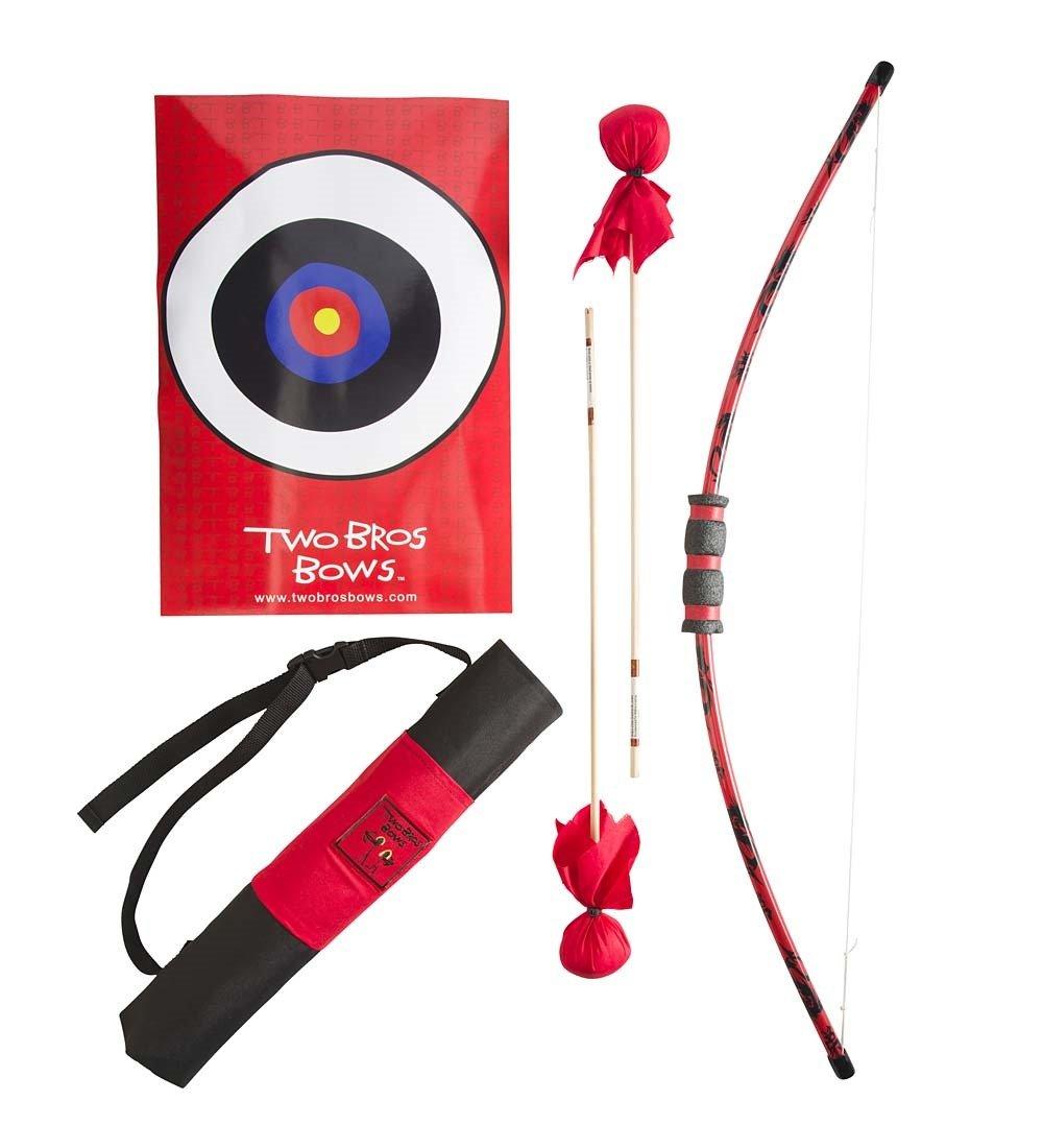 Bow and Padded Arrow Set, Dragon