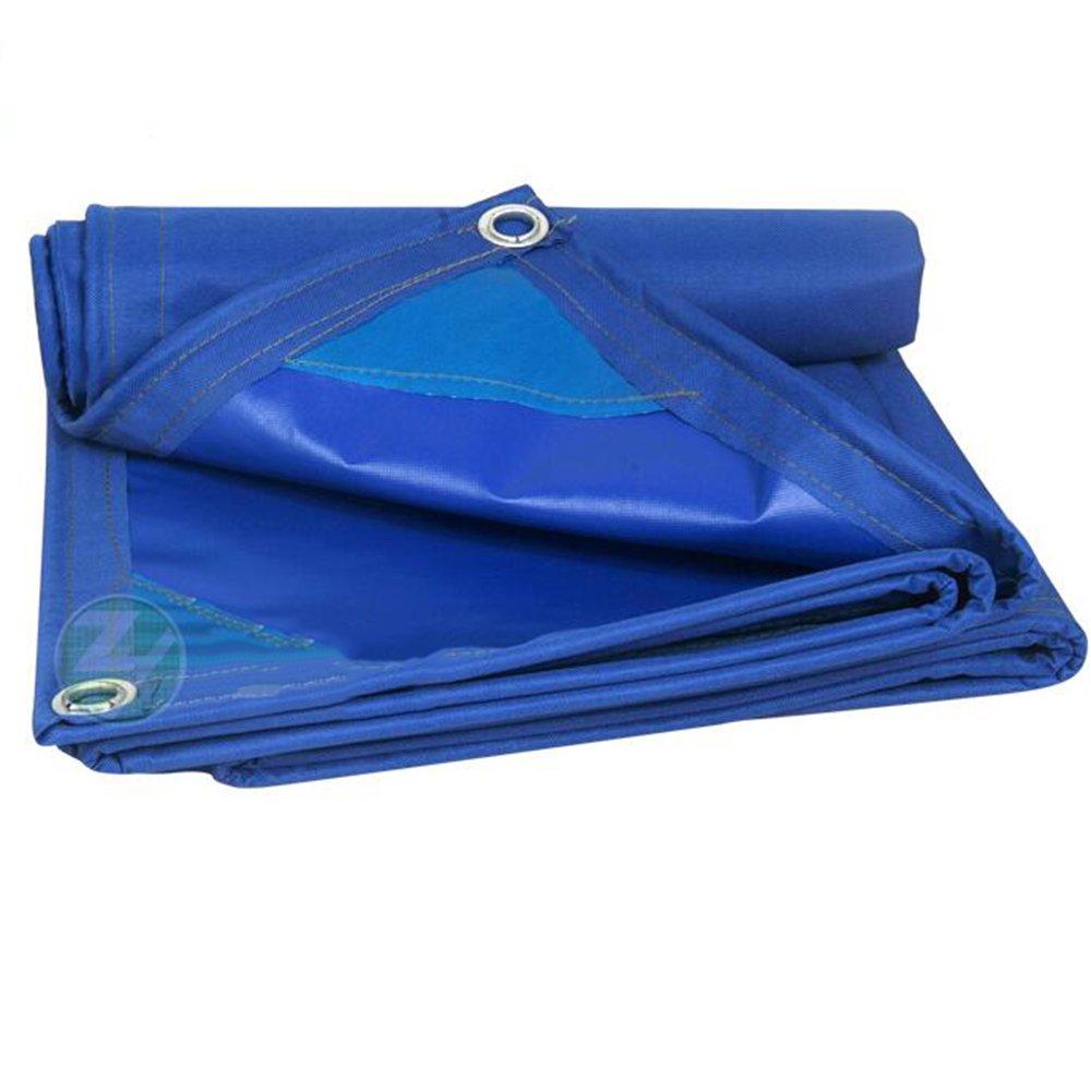 Plane GJM Shop Heavy Duty Wasserdichte Tarnung Grün Tarp 4 Farben - Multifunktionale B07FBN86C7 Zeltplanen eine breite Palette von Produkten