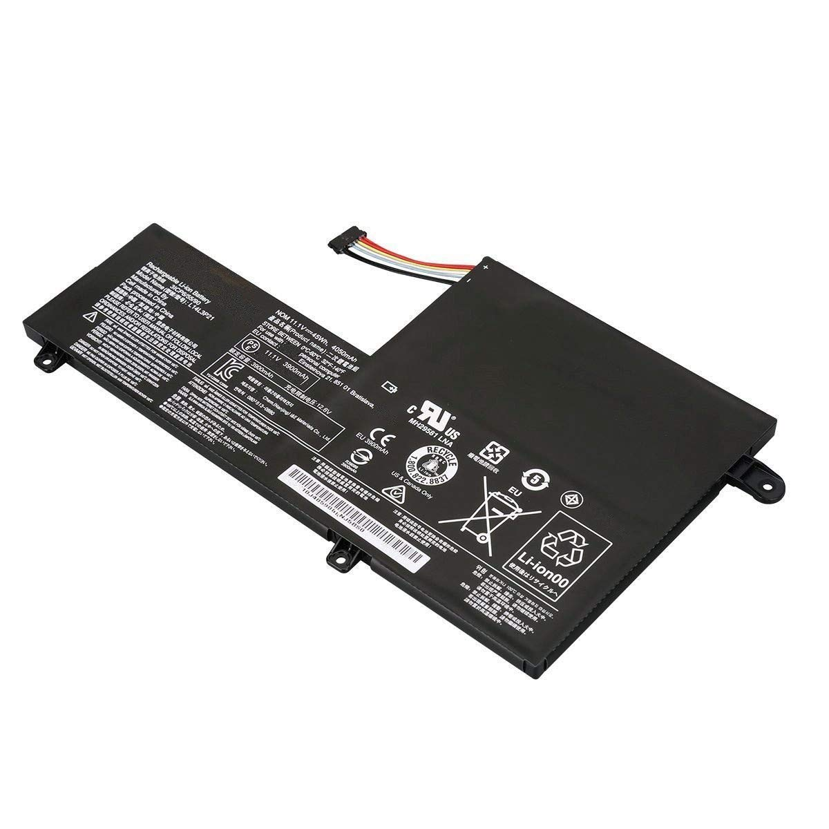 Bateria 11.1v 45wh 4050mah L14l3p21 L14m3p21 Lenovo Flex 3-1