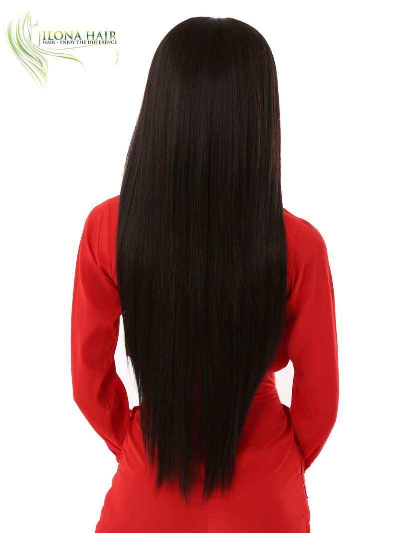 ... Hair For White and Black Woman Stella 2+20 Heat Friendly black brown and blonde colors options 100% Heat Resistant Hair peluca larga ... (1) : Beauty