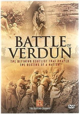 The battle of verdun amazon dvd blu ray the battle of verdun publicscrutiny Image collections