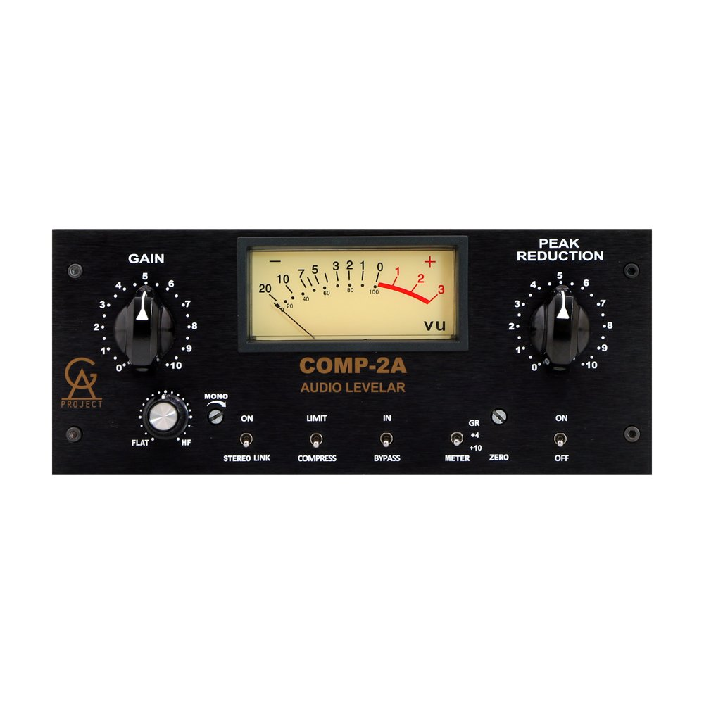 Golden Age Project/COMP-2A 真空管LA-2Aレコーディングコンプレッサーレプリカ   B07CYYXTQ4