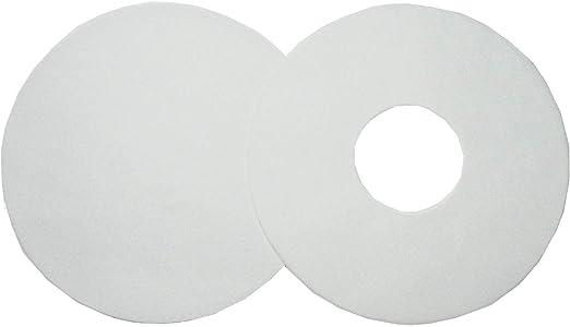 Tarpaulin Paper Round Precut Sheets for Baking Cake Pan Bakeware Liner one