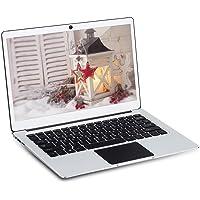 JUMPER EZbook 3 Pro Portátil 13.3 Pulgadas IPS (Windows 10,Intel Apollo Lake N3450,6 GB RAM+64 GB ROM, HDMI)Portátil Plata con Española Cubierta del Teclado