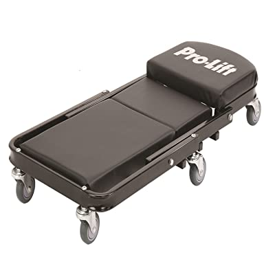 "Pro-Lift C-9100 Black 40"" Foldable Z Creeper (450 pounds)"