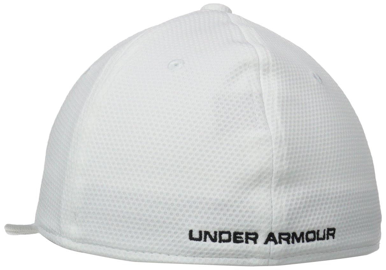 Under Armour Boys Blitzing II Stretch Fit Cap