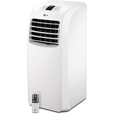 LG Electronics LP0814WNR 115-volt Portable Air Conditioner with Remote Control, 8000 BTU