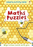 Maths Puzzles (Puzzle Cards) (Activity and Puzzle Cards)