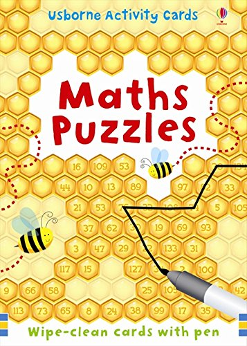 Maths Puzzles Puzzle Cards Activity and Puzzle Cards: Amazon