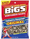 Cheap BIGS Original Salted & Roasted Sunflower Seeds, 5.35-Ounce (Pack of 12)