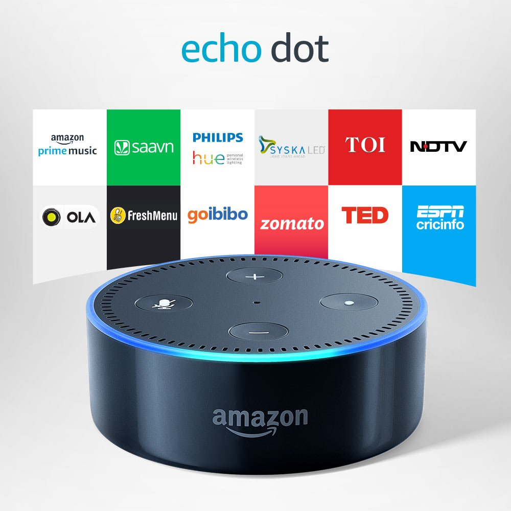 all bloggers den - Echo Dot