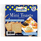 Brioche Pasquier Mini- Toasts 36 pieces Canapes a Garnir