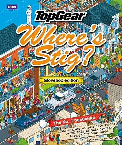Wheres Stig? (Top Gear): Amazon.es: Top Gear: Libros en idiomas extranjeros