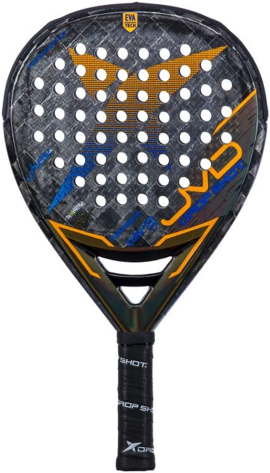 DROP SHOT Pala Conqueror 8.0, Adultos Unisex, Multicolor, Estandar