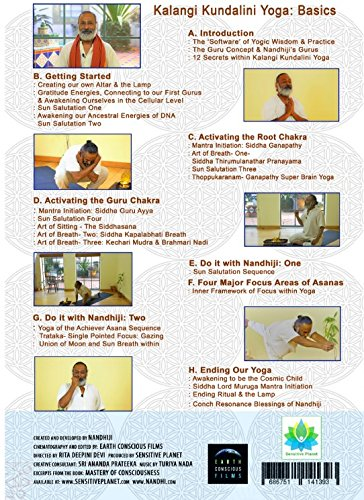 Kalangi Kundalini Yoga wth Nandhiji