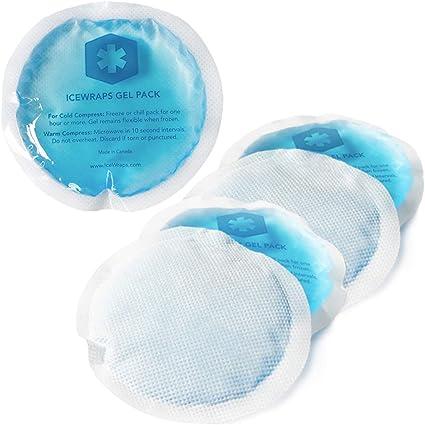 Amazon.com: Paquete de hielo de gel reutilizable / paquete ...