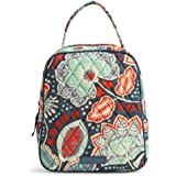 Amazon.com   Vera Bradley Campus Backpack (Nomadic Floral with Grey ... 868b7546ff