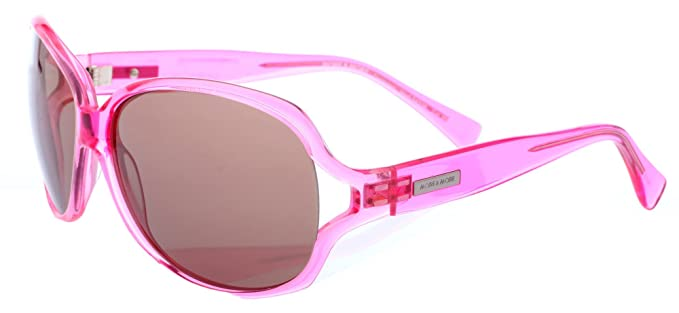 More and More Damen Sonnenbrille Pink Transparent 54338-900 YyL8X