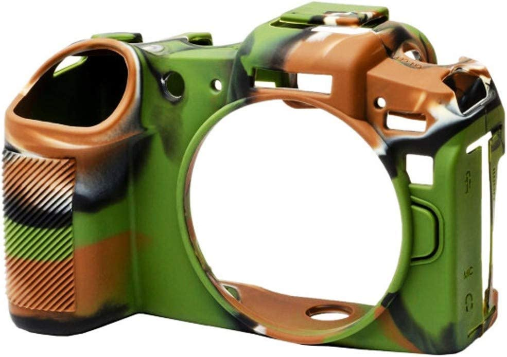 Easycover Case For Canon Rp Camouflage Kamera