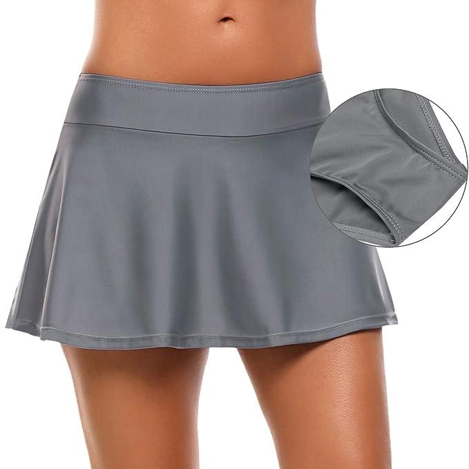 070ead25d7 Avidlove Stay Young Swim Skirt Womens Bikini Bottom Swimming Skirt ...