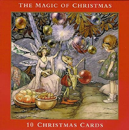 Amazon famous artists christmas cards 10 christmas cards in famous artists christmas cards 10 christmas cards in reusable christmas wallet m4hsunfo