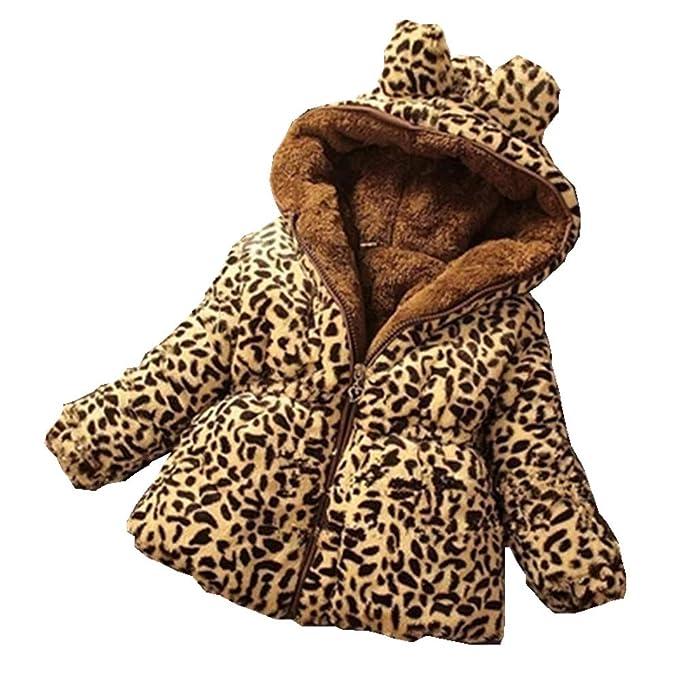 Amazon.com: RACHAPE - Abrigo de invierno con capucha, forro ...